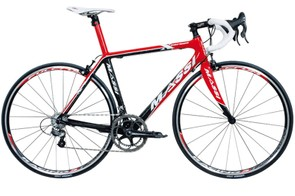 The X-Carbon is one of Massi's new road bikes.