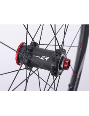 XT Front wheel