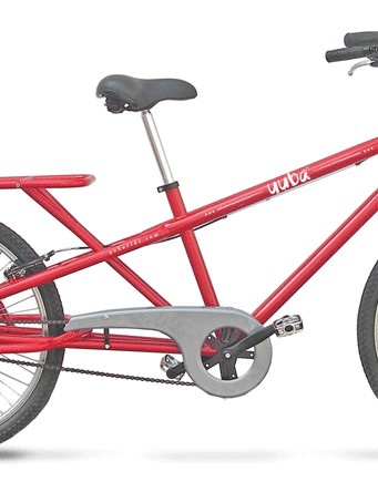 The Yuba Mundo utility bike.