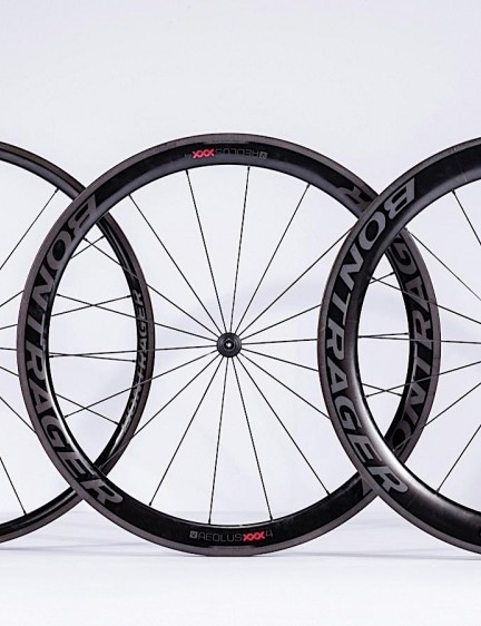The Aeolus XXX come in 2, 4, and 6 models, for 20mm, 40mm and 60mm rim depths