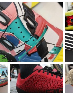 Subtle they are not; cycling shoes go wild for 2018
