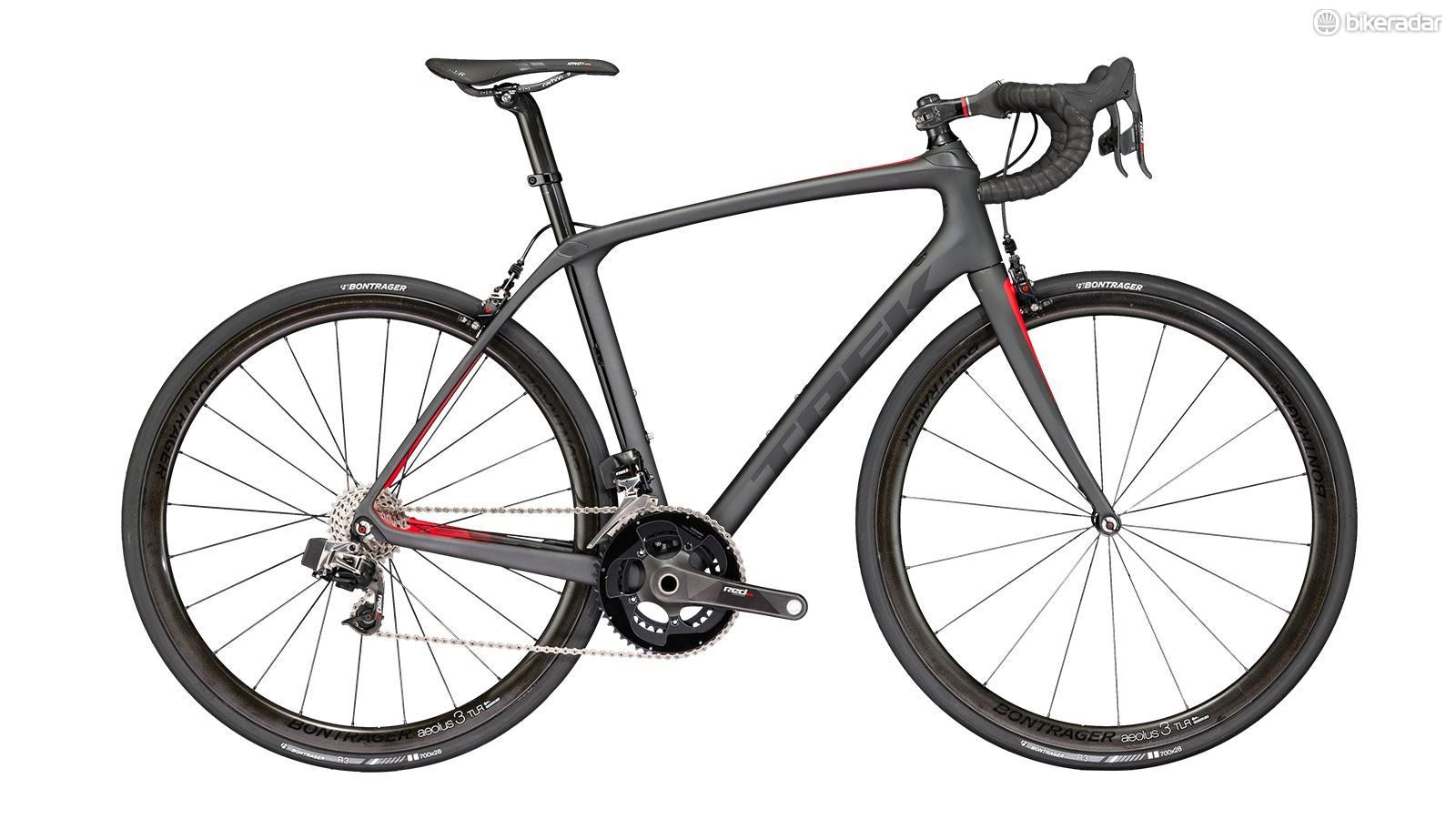 This year's most wanted endurance road bike: the Trek Domane