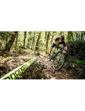 Cannondale's new Scalpel-Si may not be a trail bike, but it's a confident descender