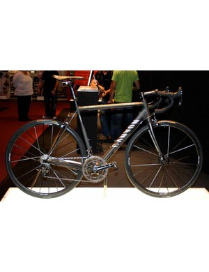 The new Canyon Ultimate CF SLXwill be the team bike for Silence-Lotto in 2009.