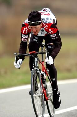 Cycling : Team CSC 2005   PIIL Jacob ( DEN ) SRM Equipe Ploeg