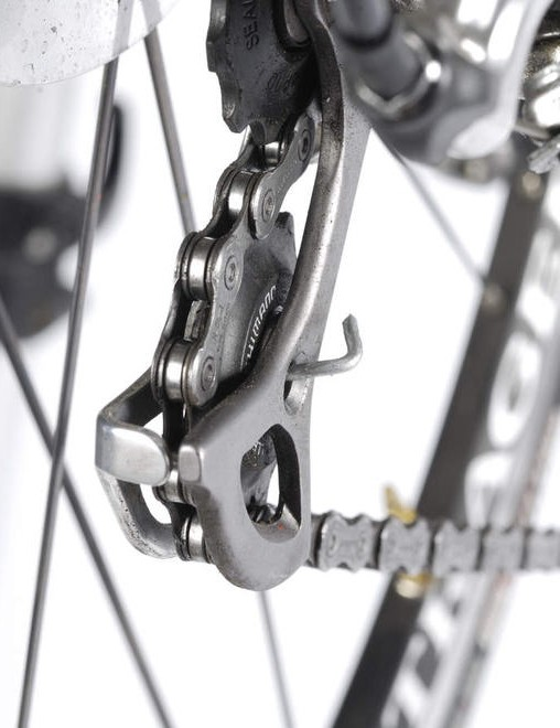 Jockey Wheel Emergency Repair