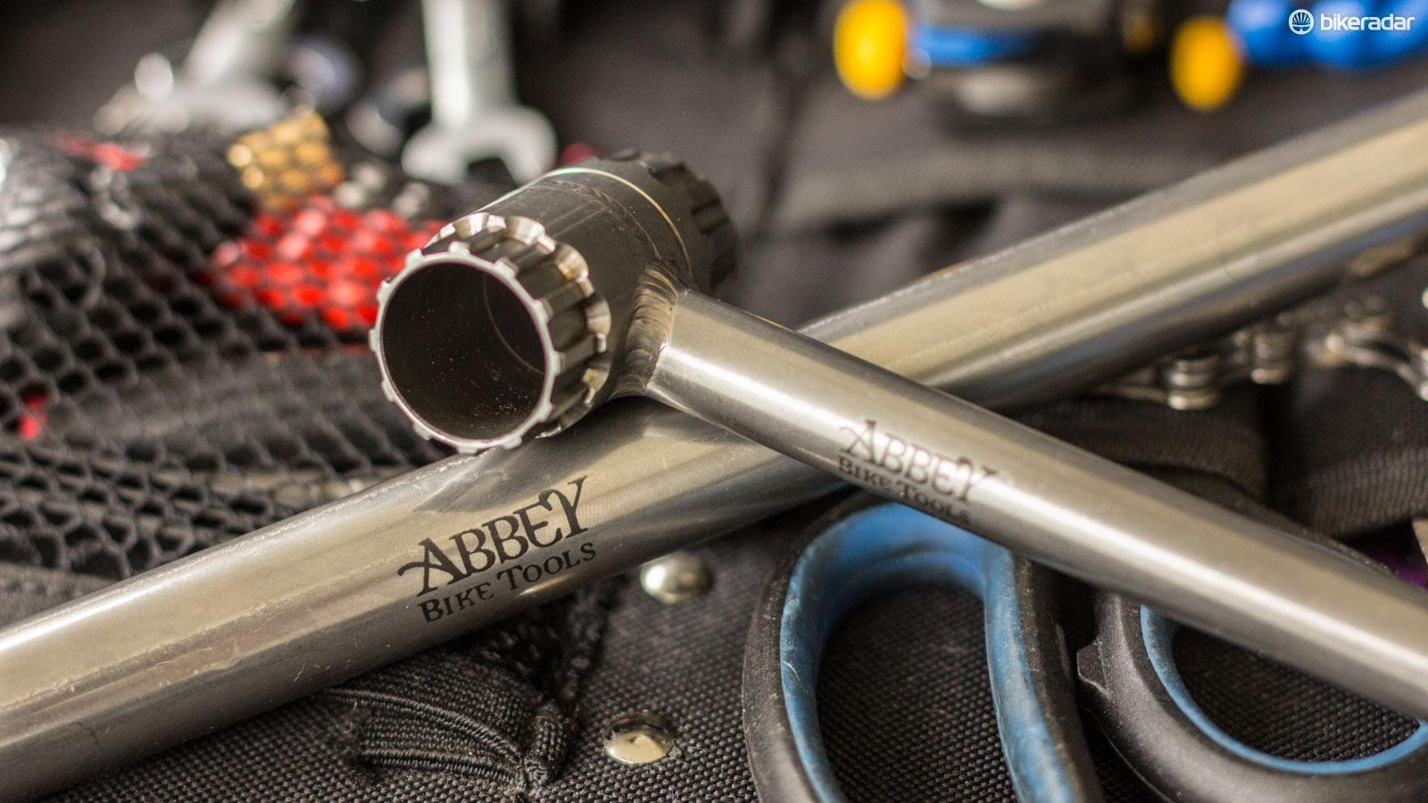 Abbey Tools' Crombie cassette tool is a very nice thing indeed
