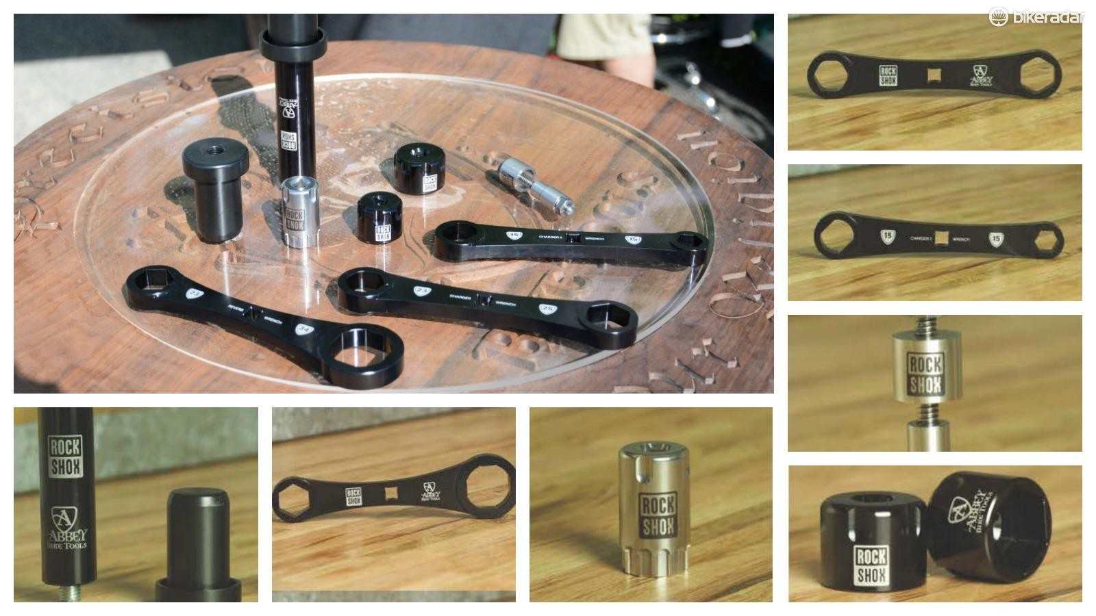 Love tools and ride RockShox suspension? Abbey Bike Tools has collaborated with RockShox to create some very nice kit