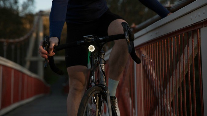 """We like the name """"ring of fire"""", which is the PWR Bike 800 light's low-power mode for commuting"""