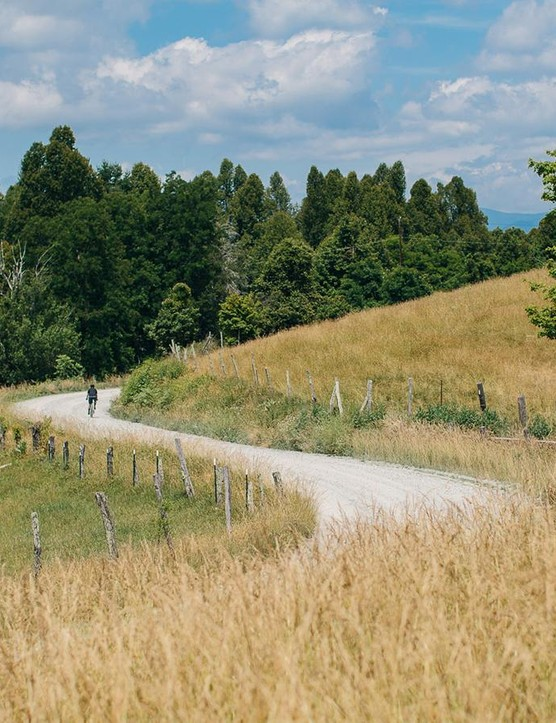 The Sequoia is designed to handle anything resembling a road, be it paved, dirt, gravel or even singletrack