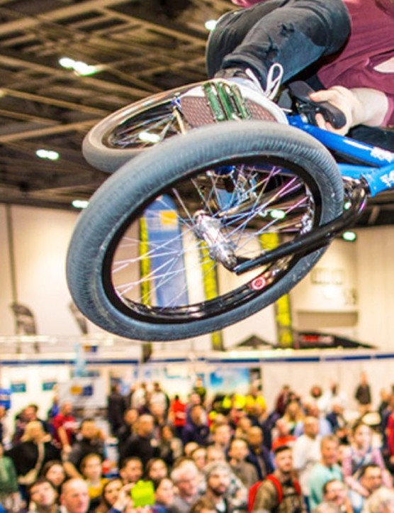 Exhibits, talks, dirt jumping and loads more