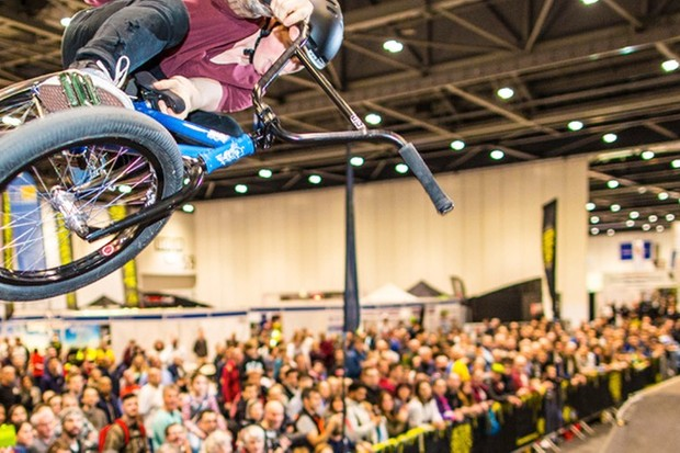 Top dirt jumpers will be heading to ExCel London next month