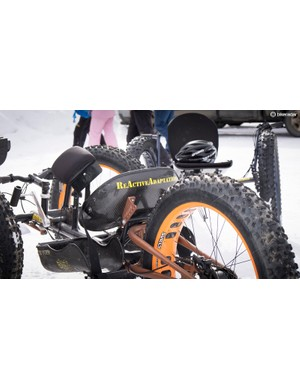 ReActive Adaptations builds custom handtrikes in Crested Butte, Colorado