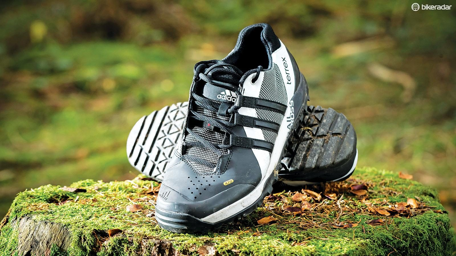 Adidas Terrex Trail Cross MTB shoes review BikeRadar