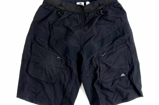 A truly terrible pair of shorts for cyclists - avoid!