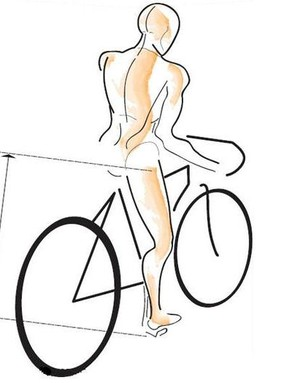 Getting your saddle height right is crucial for avoiding knee pain