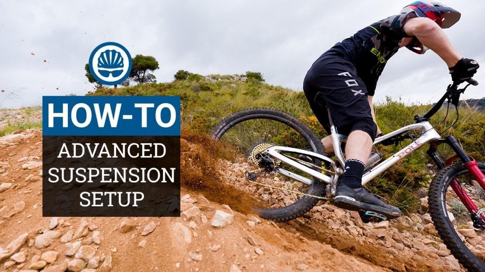 Advanced suspension setup explained