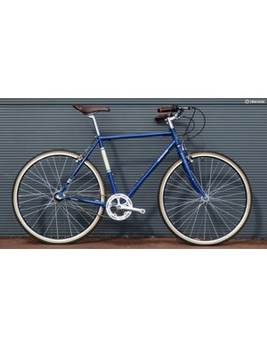 We were quite taken by this affordable cruiser