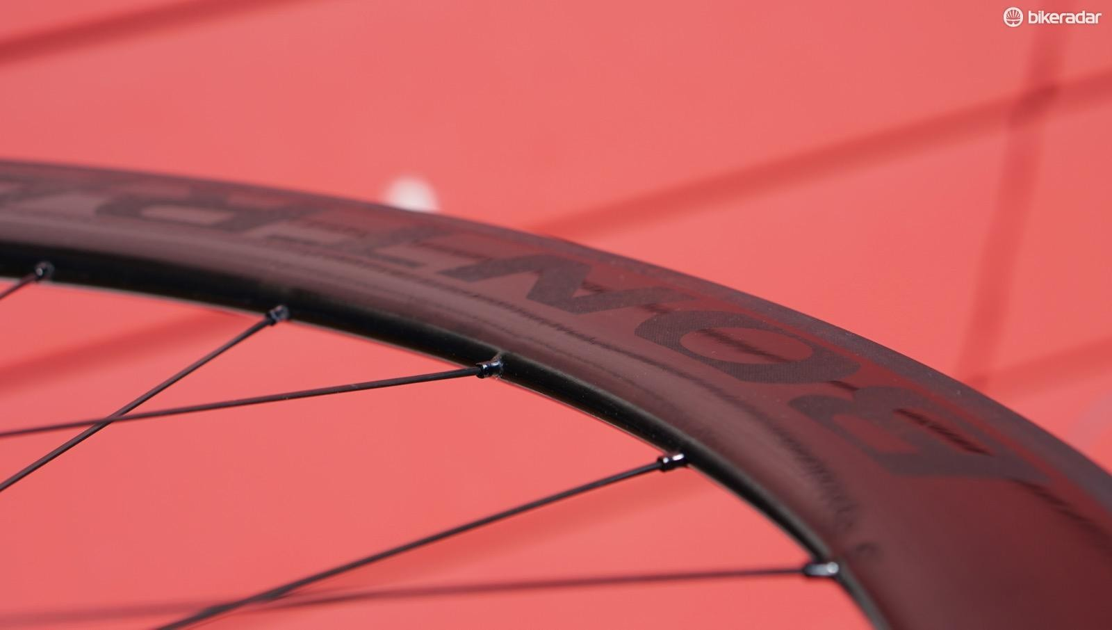 The 4 and the 6 rims have more of a pointed spoke bed than some other relatively stable aero wheels