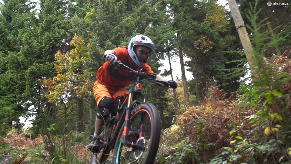 fb7738fb0c9 Does aero matter for mountain bikers? - BikeRadar