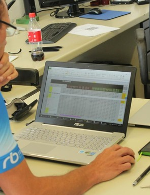 With decades of F1 experience, Kleiner is quite familiar with aerodynamic measurement