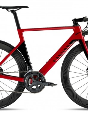 Canyon Aeroad CF SLX Disc 8.0