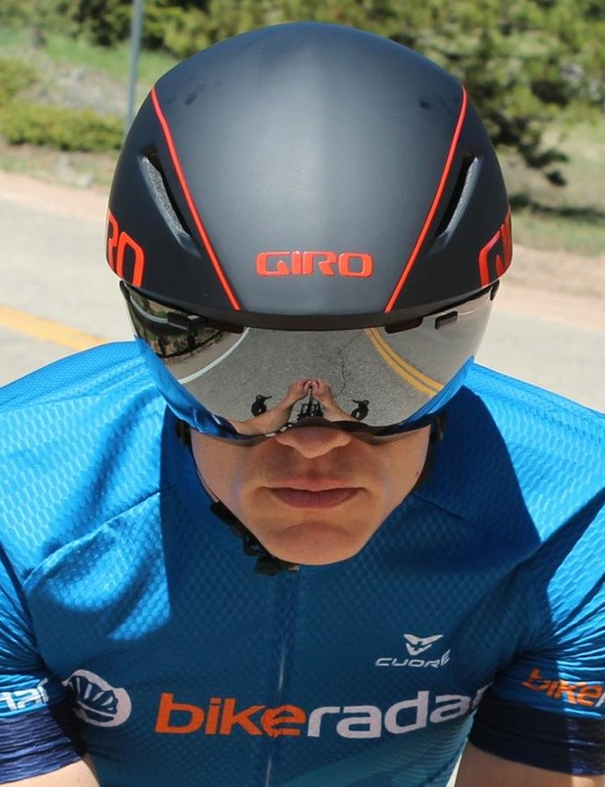 The new Giro Aerohead MIPS is the helmet company's fastest TT lid yet