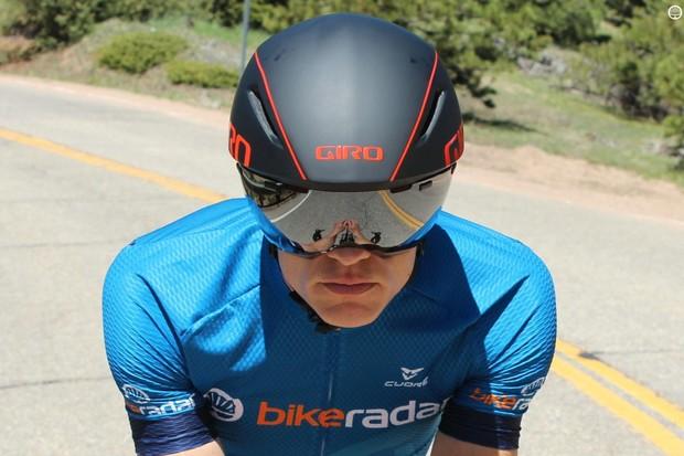 The new Giro Aerohead MIPS is the helmet company's fastest TT lid yet