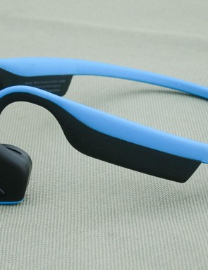 Aftershokz' Trekz Titanium headphones promise to make listening to music on your bike safer