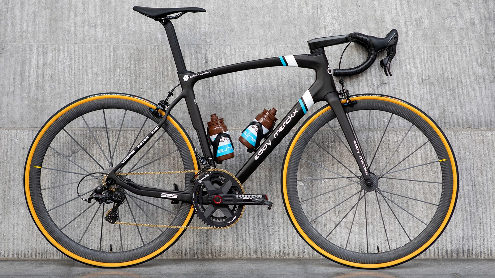 AG2R La Mondiale's Eddy Merckx for 2019