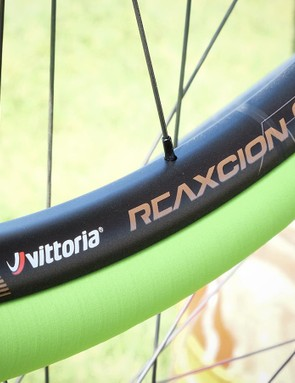Air-Liners will come in four volumes and single, 29er-compatible length that can be cut down to smaller diameters