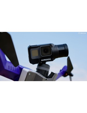 A 3-axis gimble makes for generally smooth, steady GoPro footage