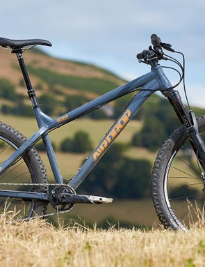 The Bitmap is designed to offer all the fun of an old-school 'hardcore hardtail' but with modern geometry