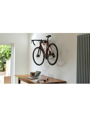 Display your bikes up high and out of the way, or store them securely at ground level