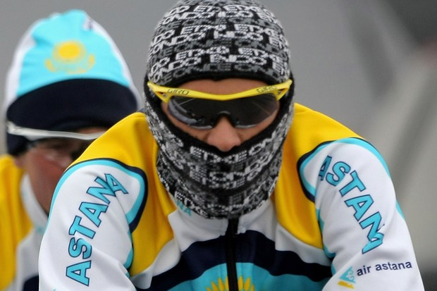 Alberto Contador reveals the disguise he may use to get into the Tour if Astana is not invited.