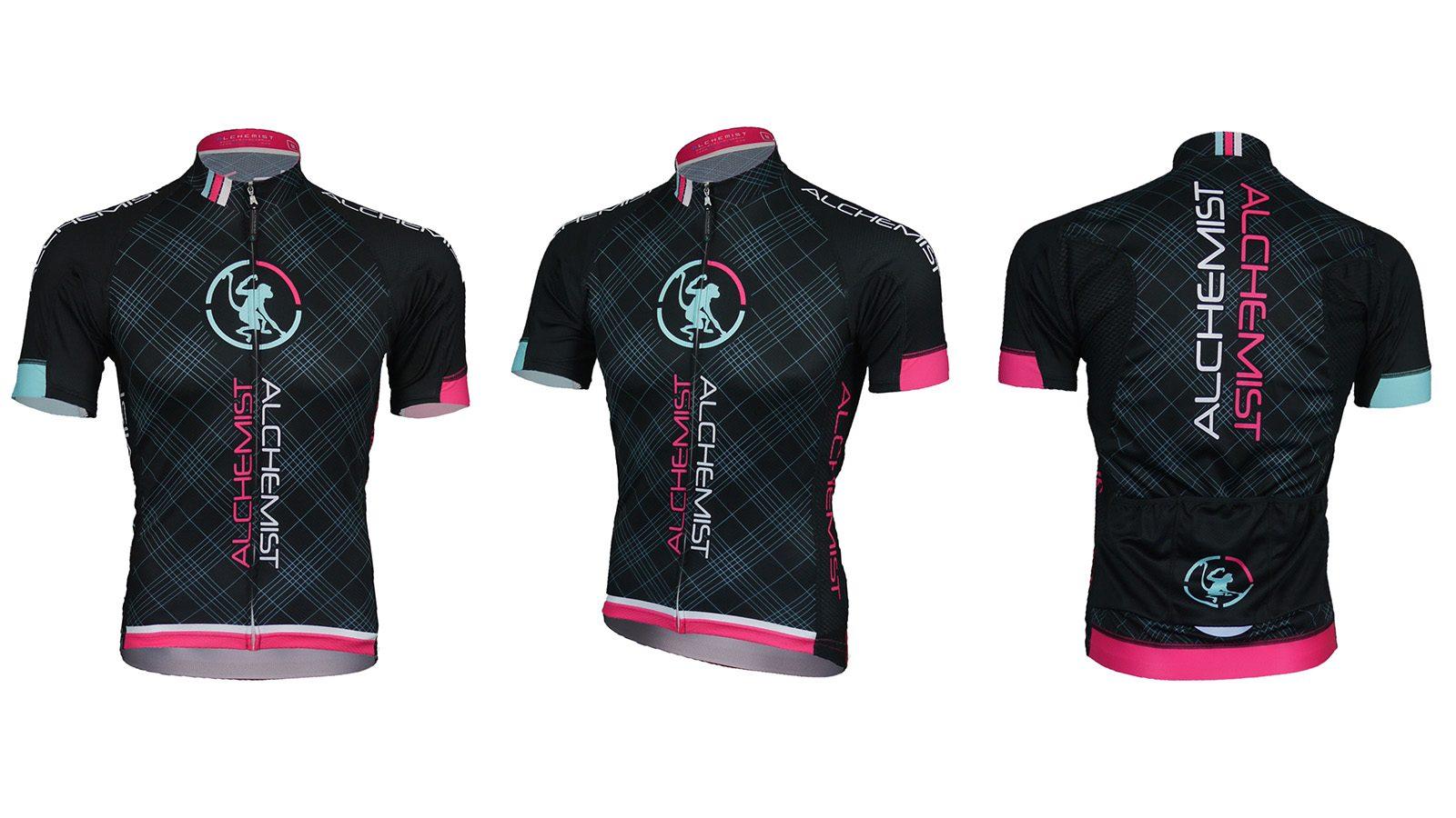 Brand New Verge V-Gear Cycling Bib Shorts Pink//Black Women/'s Medium