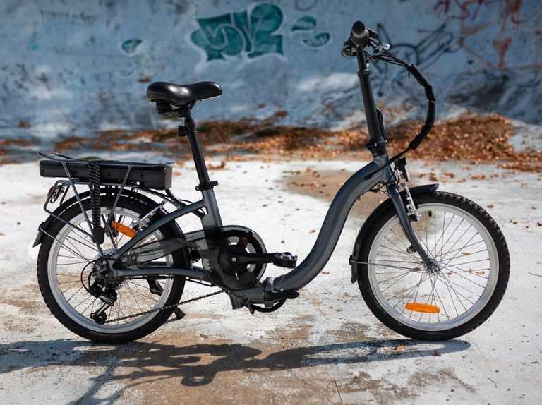 Crane Folding e-bike review - Folding Bikes - Bikes - BikeRadar
