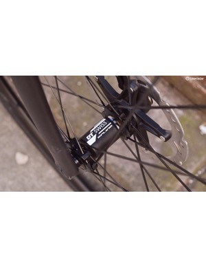 DT Swiss hubs are about as dependable as they come