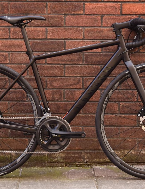 Brakes aside, the new Endurace AL Disc is almost identical to its rim-brake counterpart