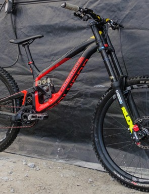 We take a closer look at the bike that took the win at Lourdes