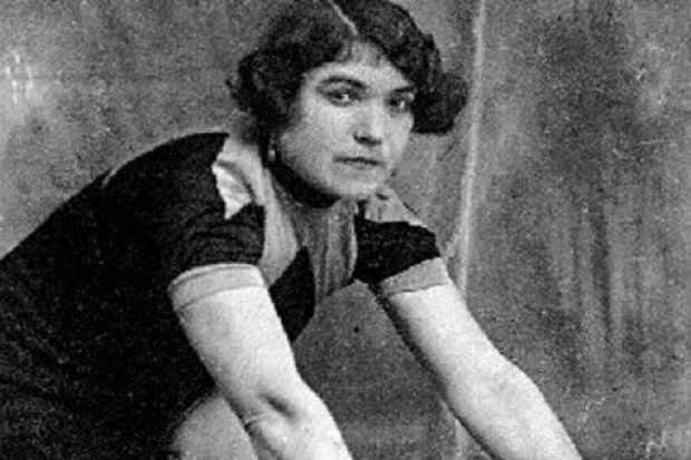 Alfonsina Strada rode the 1924 Giro d'Italia