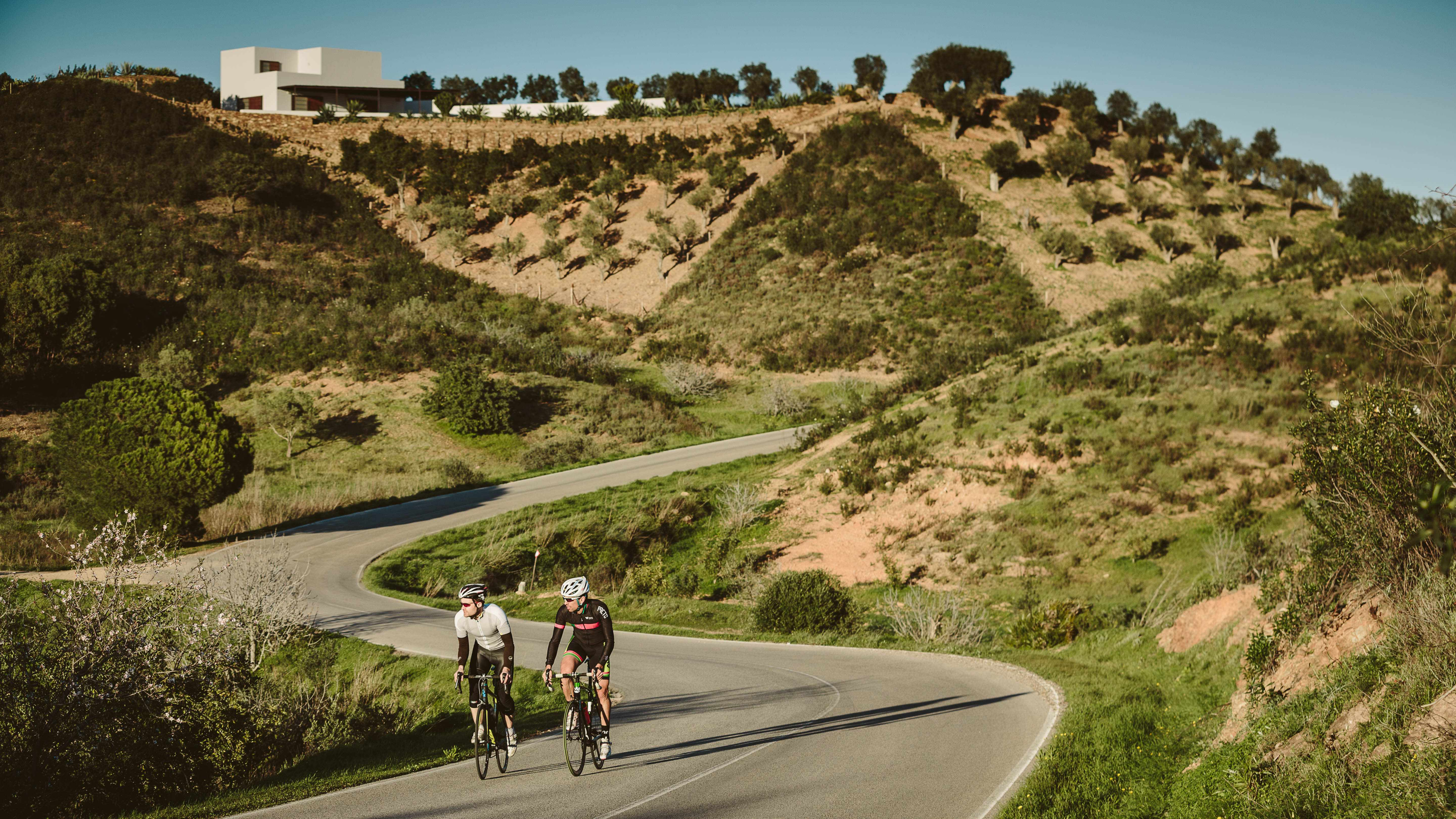 The Algarve has a beguiling blend of terrain, climate and tarmac for British cyclists
