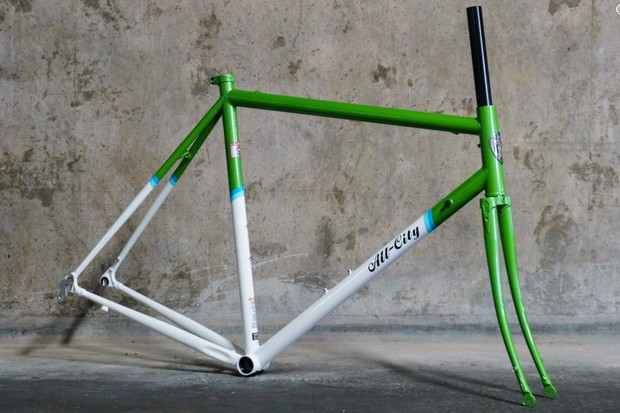 All City Mr Pink Classic frameset