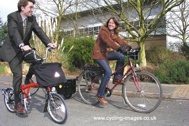 Enjoy cycling as part of the UK's National Bike Week