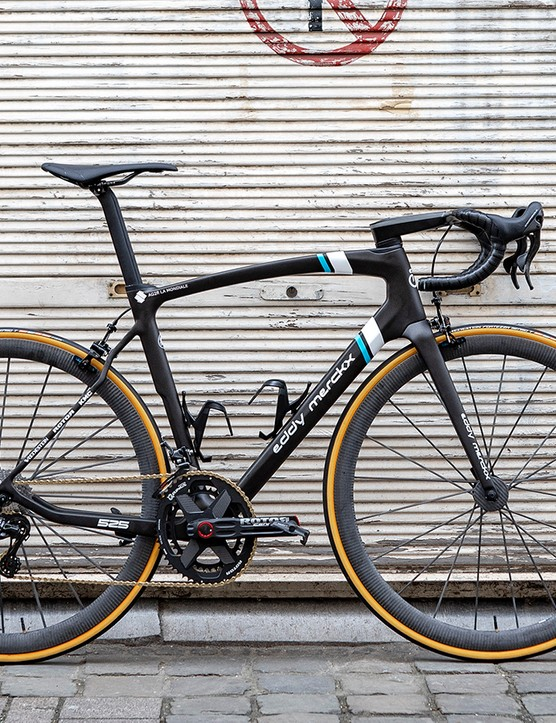 The AG2R La Mondiale team issue Merckx 525 bike