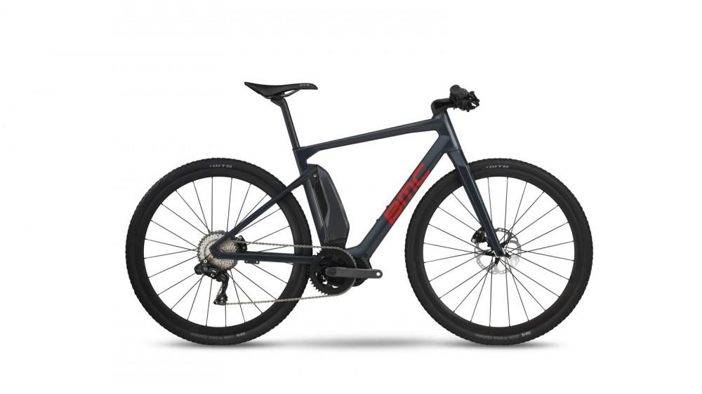 BMC's new Alpenchallenge AMP Cross LTD blurs the lines between road and off road e-bikes