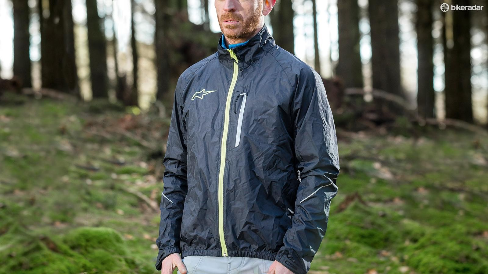 Alpinestars Descender jacket: well-priced but not really a performace item