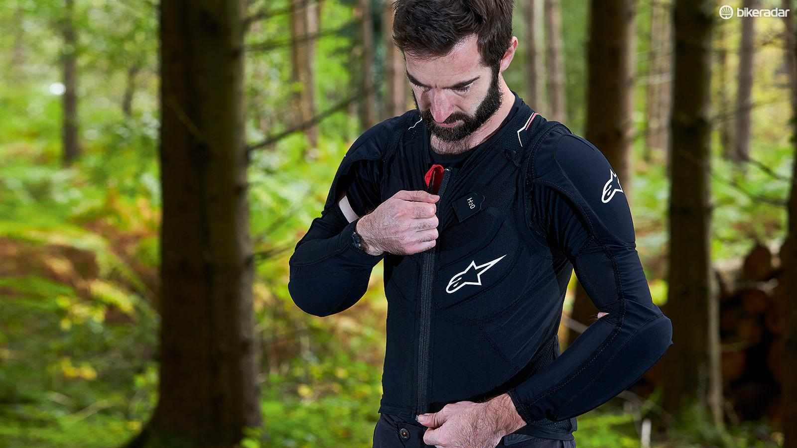 Alpinestars Evolution LS armour jacket