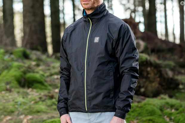 Altura's Attack 180 Waterproof is a solid, good-looking jacket