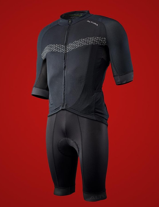 Altura's NV2 Elite Jersey and Bib Shorts